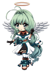 :ASE#1: Crystal in chibi-style