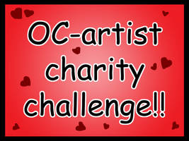 ART CHARITY CHALLENGE FOR ANYONE!! by AngieR3741