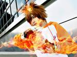 Sawada Tsunayoshi - Flames