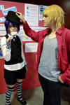 Male Panty and Stocking