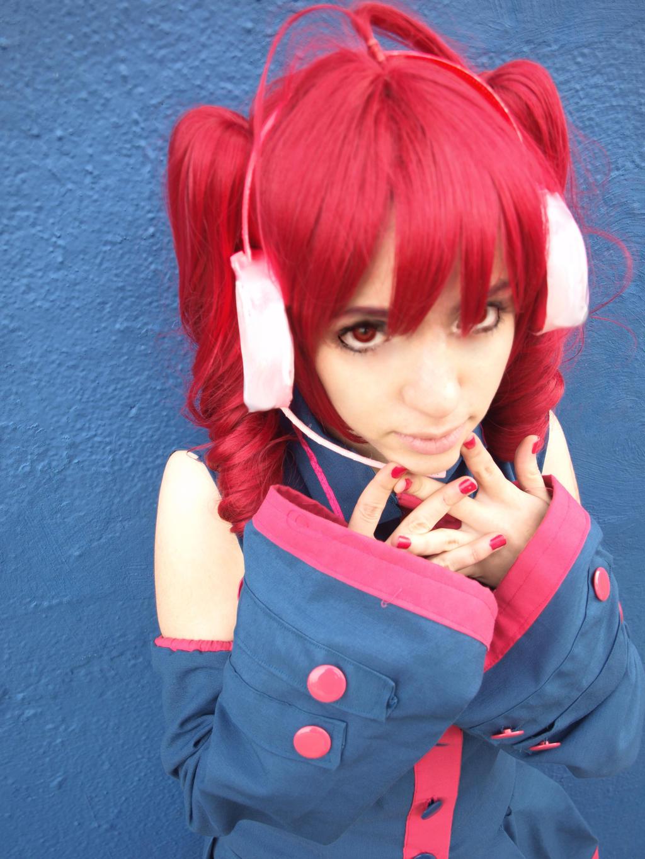 Kasane Teto cosplay by LenaleeDokuro on DeviantArt  Kasane Teto cos...