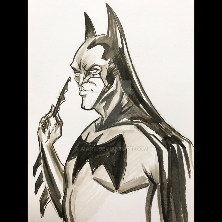 The Batman by AIart
