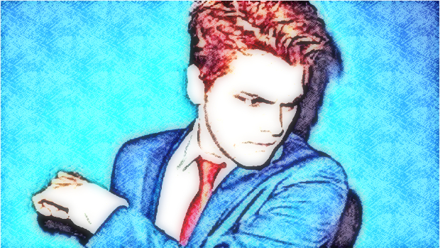 Gerard 'Pencil Drawing' by Using0nlycaps