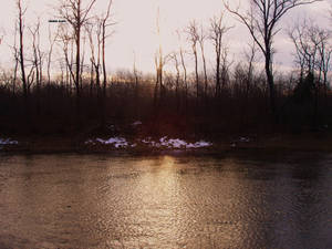 naviglio vecchio sunset