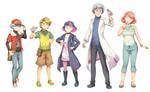 Bakamon Personnages ( Bakamon Characters)
