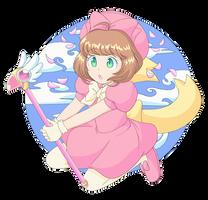 Cardcaptor Sakura by azulila
