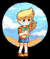 Lucas by azulila