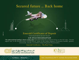 AAIB Dubai Ad by wesso85
