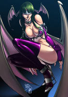 Morrigan now with Totmo Colour by neurowing