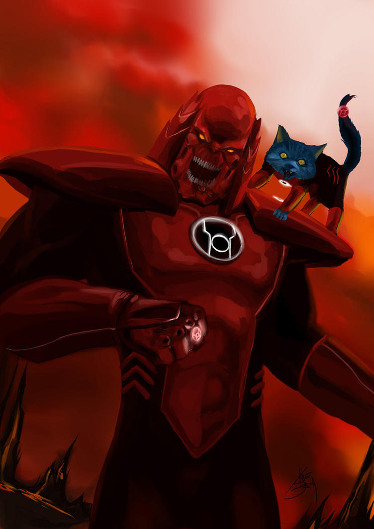 Atrocitus by neurowing
