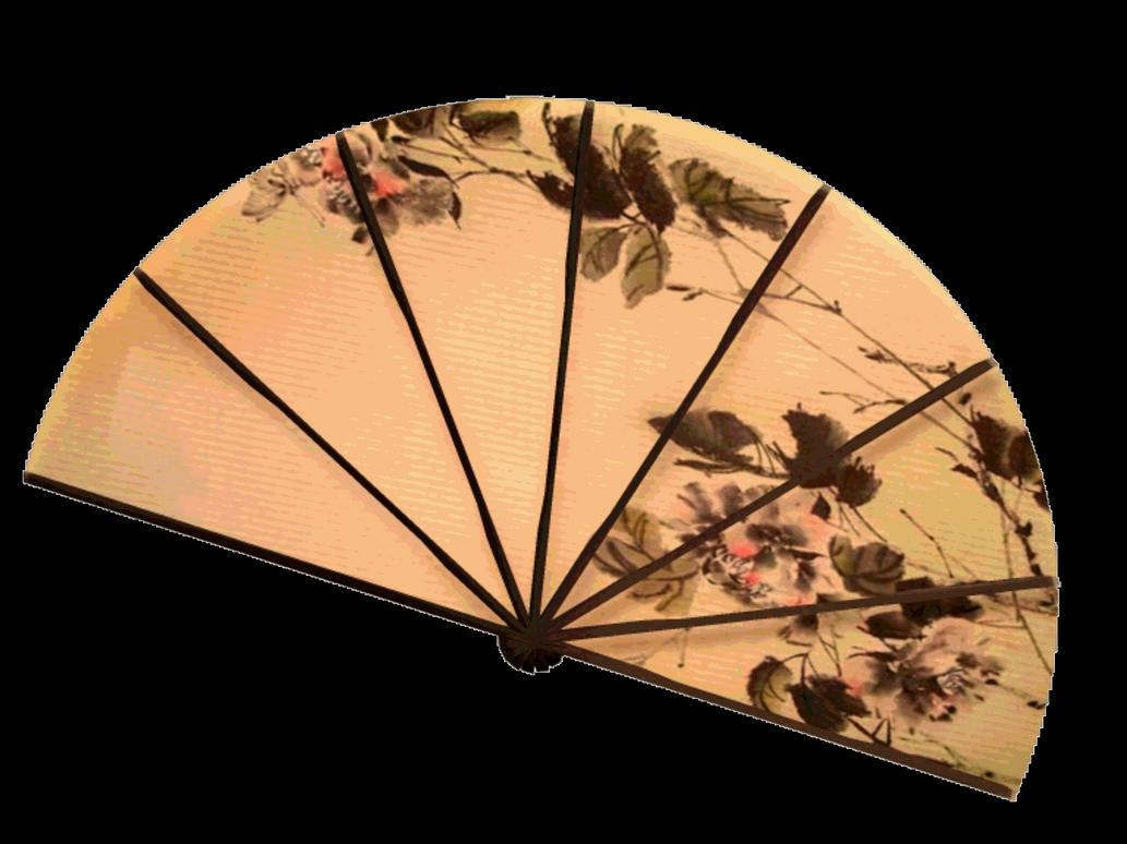 Oriental Series - fan by Sheona-Stock