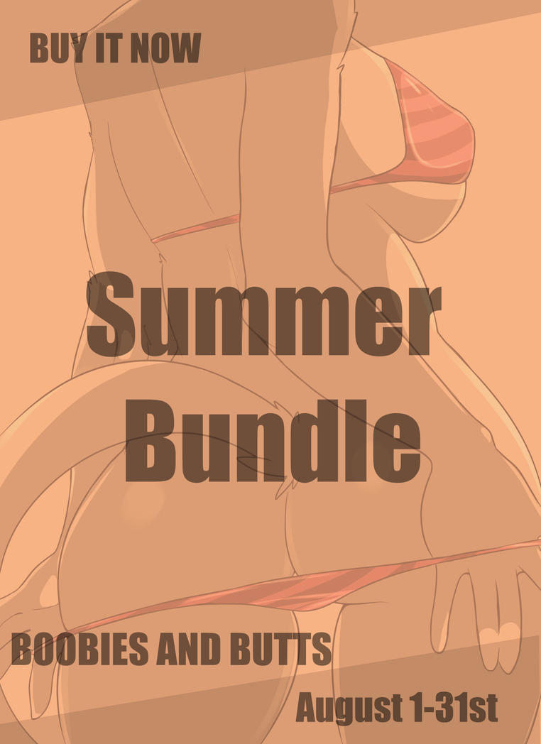 Summer Bundle 2015 sale by IncredibleCherry