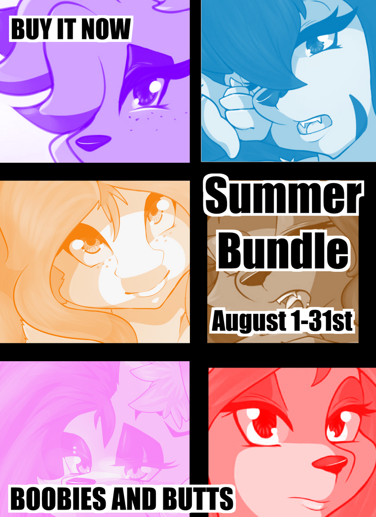 Summer Bundle Sale (DA Points too) by IncredibleCherry