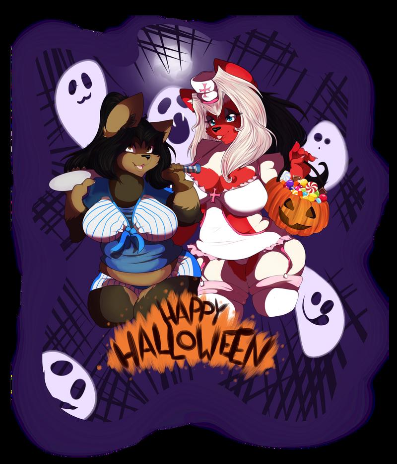 Happy Halloween 2015 by IncredibleCherry