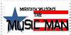 The Music Man stamp by xCaligula