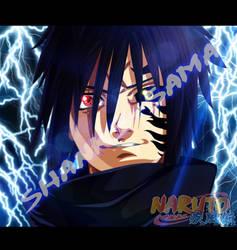 Crazy Sasuke by shanks-sama