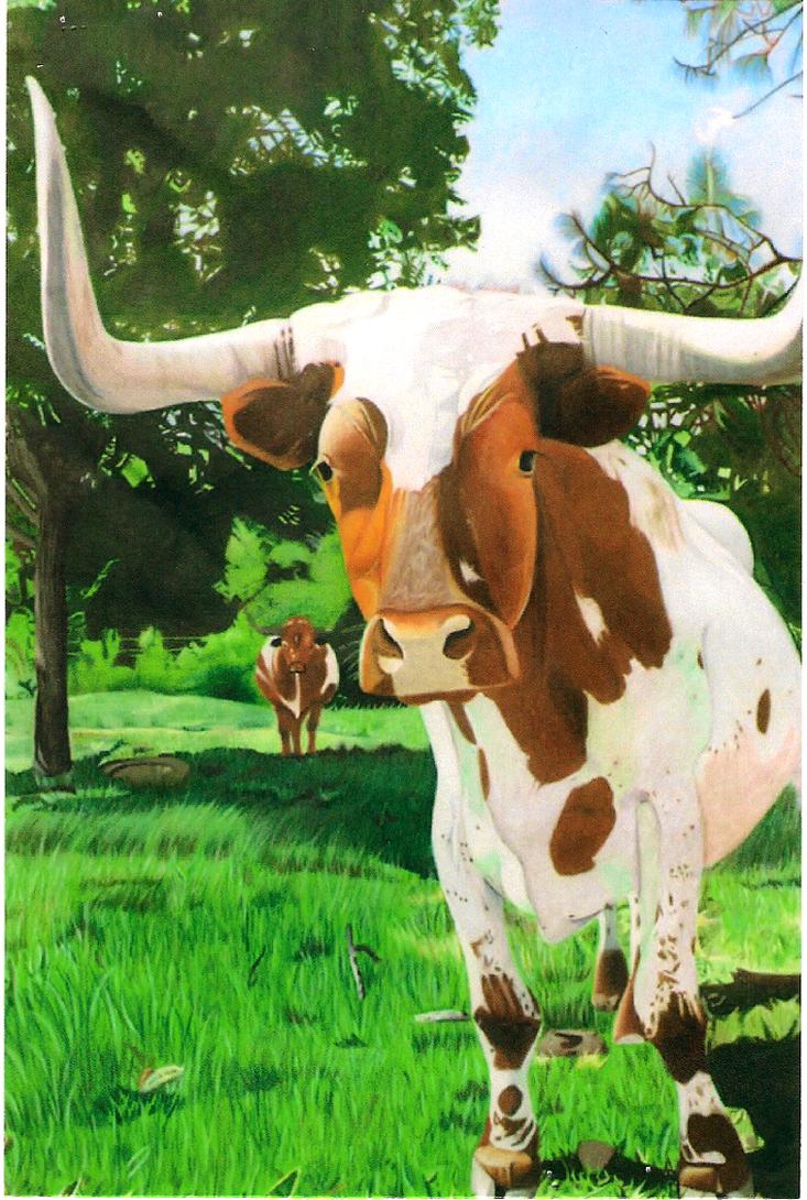 Houston - Big Frame by Love-Monstoh