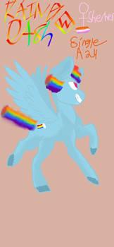 Coverse: Mane 6 (Rainbow Dash)