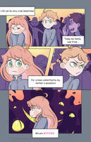 This Half of the World: Page 1 by LilSweetSalt