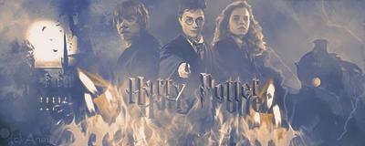 Harry Potter - sygnatura by Anaya21