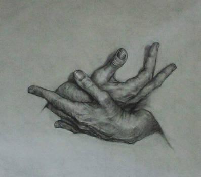 Hands-Study by WisniewskiStan