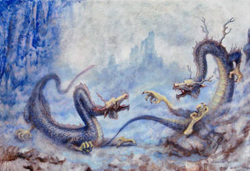 Courting-Dragons