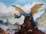Dragon-Eggs by WisniewskiStan