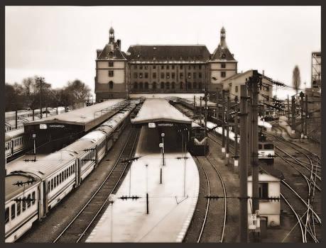 Haydarpasa Rail Station