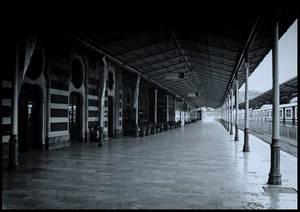 Sirkeci Rail Station