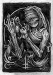 Skullheart by juliobandeiras