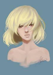 Practice portrait