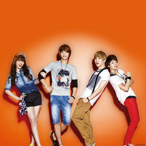 fx - Sulli, Amber, SHINee - Minho, Key by anna06i on ...