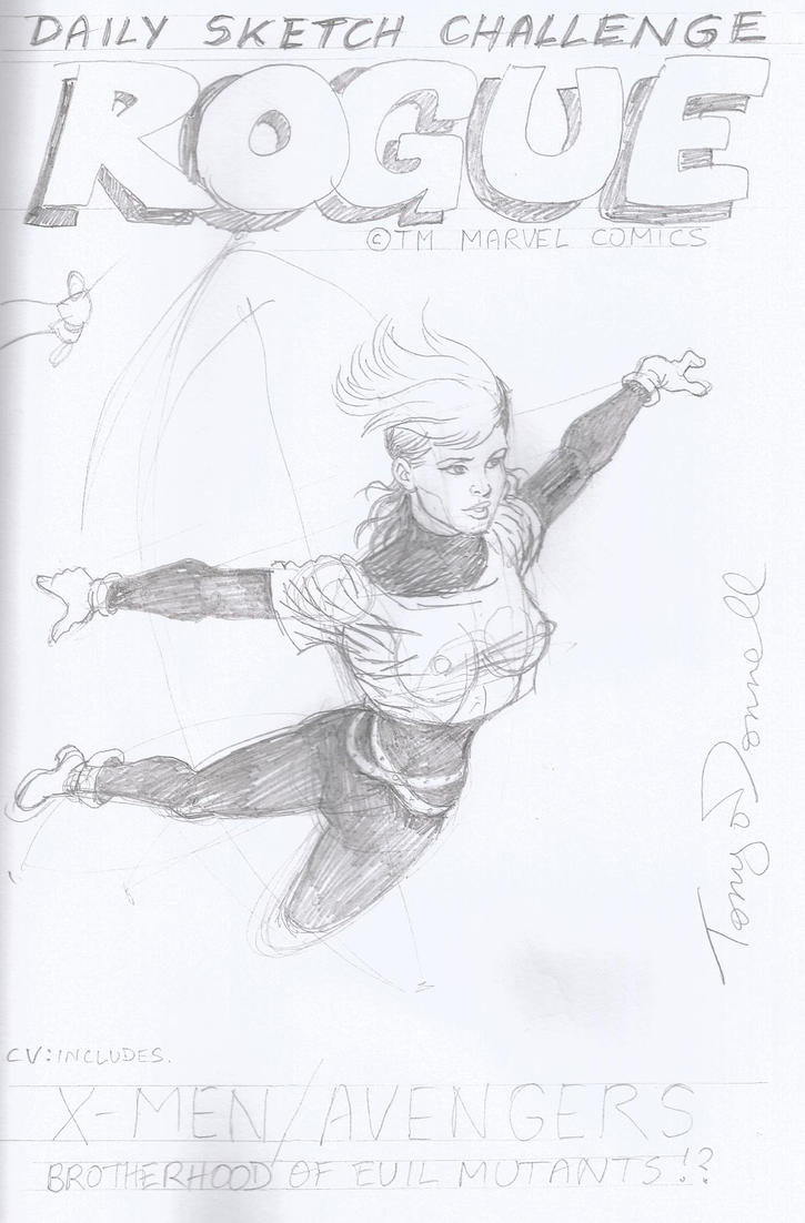 Rogue by ga-ren