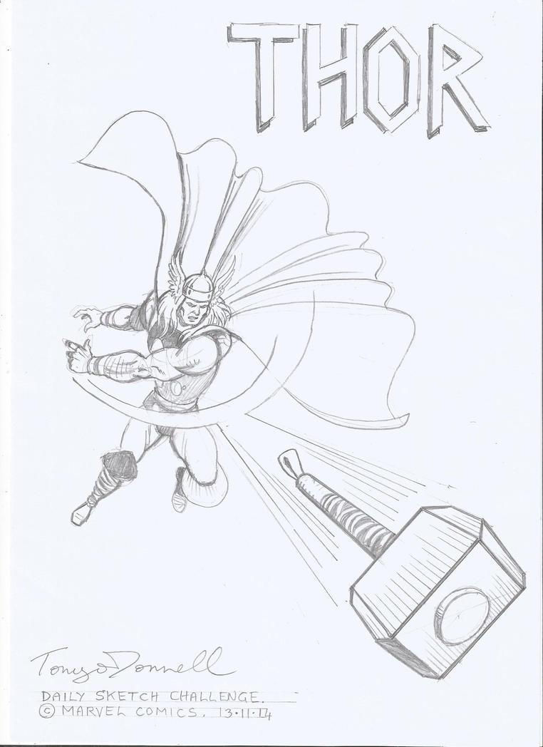 Thor by ga-ren