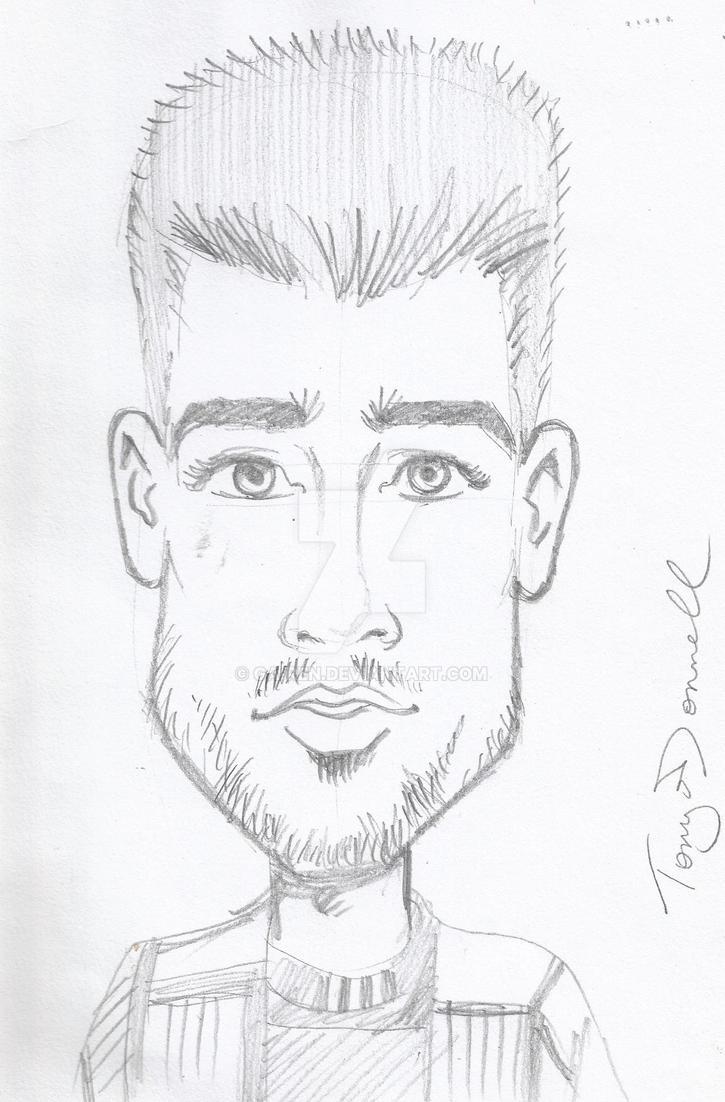 Zayn Malik by ga-ren