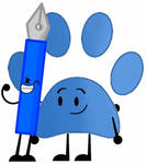 Pawprint and Inkpen