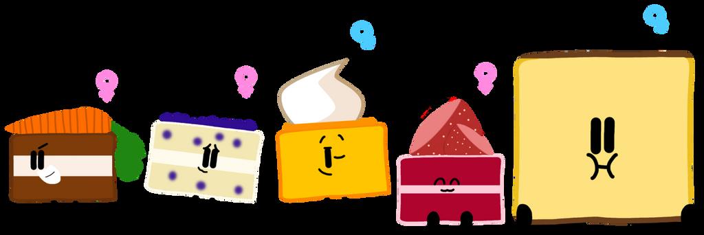 More Cakesonas (CLOSED) by Sugar-CreatorOfSFDI