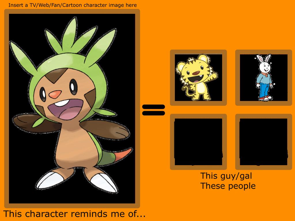 My 2nd Version on the TCRMO meme by Sugar-CreatorOfSFDI
