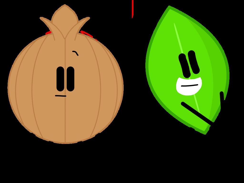 An Onion and a Leaf by Sugar-CreatorOfSFDI