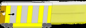 Speedy Autorack by GlazeSugarNavalBlock