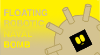 Floating Robotic Naval Bomb Stamp by GlazeSugarNavalBlock