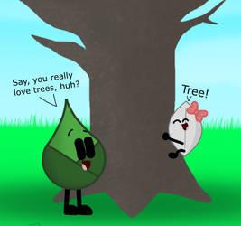 The Tree Hugger by GlazeSugarNavalBlock