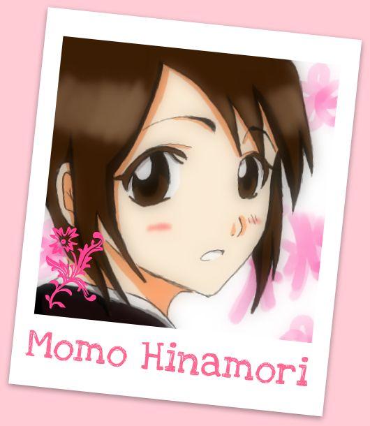 Momo Hinamori by xmeltedxazukix