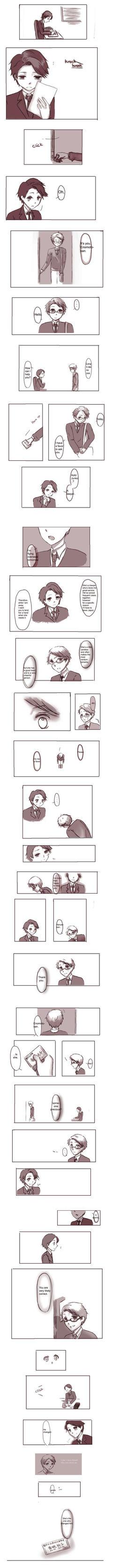 Enomoto meets Naruse by xmeltedxazukix