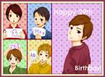 Jun's 29th birthday