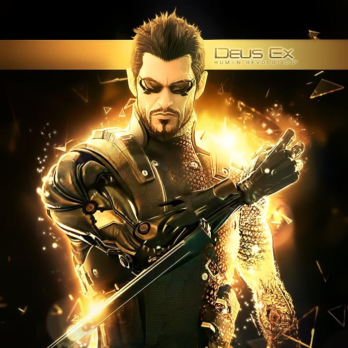 Deus Ex Human Revolution by FFLT