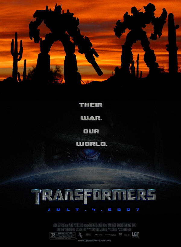 Transformers Poster B by hookups87Transformers 5 Poster