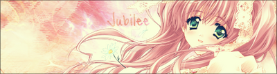 Pinku Wuvu ANIME PHOTO MANIPULATED BANNER by JudynCruz