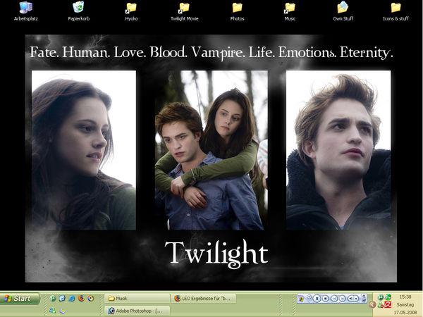Desktop screenshot Twilight