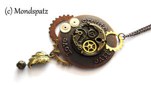 Steampunk pendant create-love-live